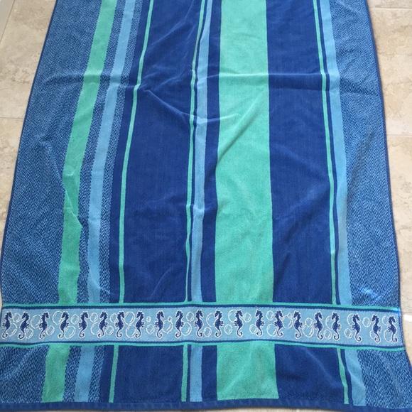 Cecil Saydah Beach Towels.Cecil Saydah Company Bath Nwot Beach Towel Poshmark